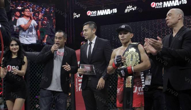 KOBI Selangkah Lagi Gabung Federasi MMA Internasional